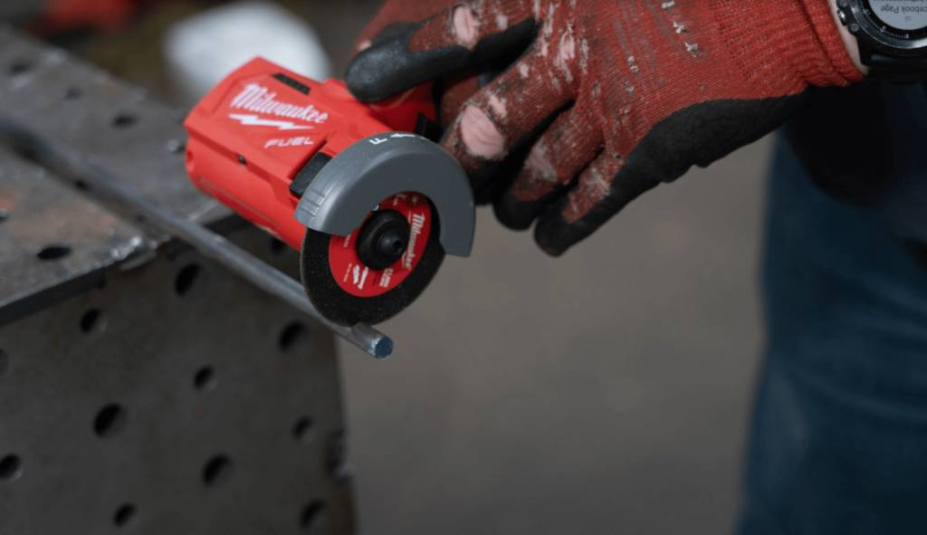 Power & Value in the Milwaukee M12 Cordless Cutoff Saw