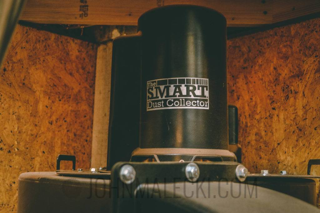 SMART Boost Dust Collection System