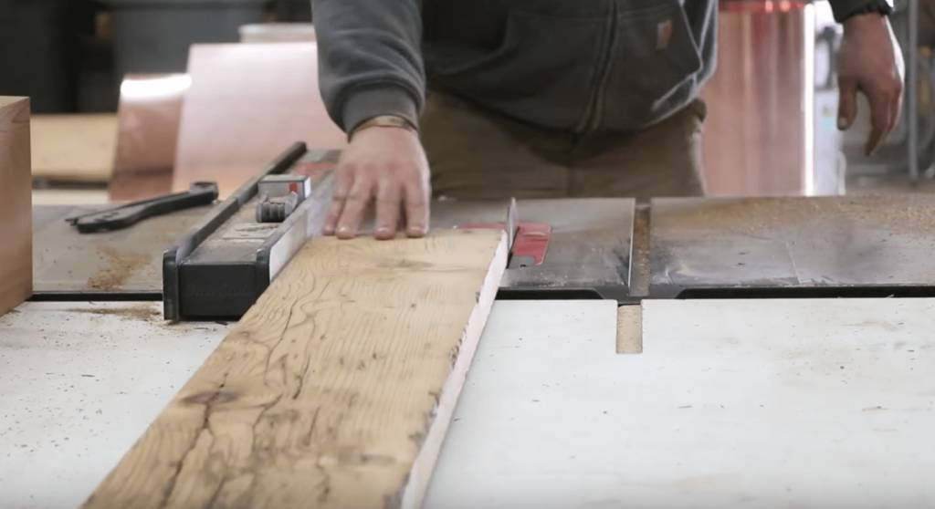 How to Make an Industrial Style Table: The Step-by-Step