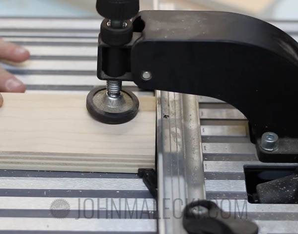 Table Saw Outfeed Table Step-8