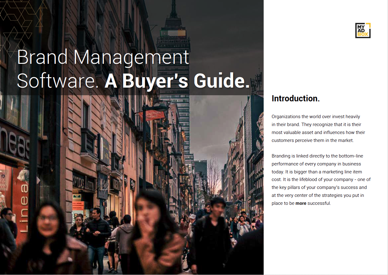 Download Brand Management Software - A buyer's Guide