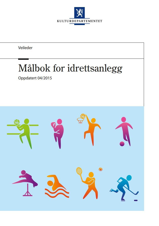 Målbok for idrettsanlegg (2015)