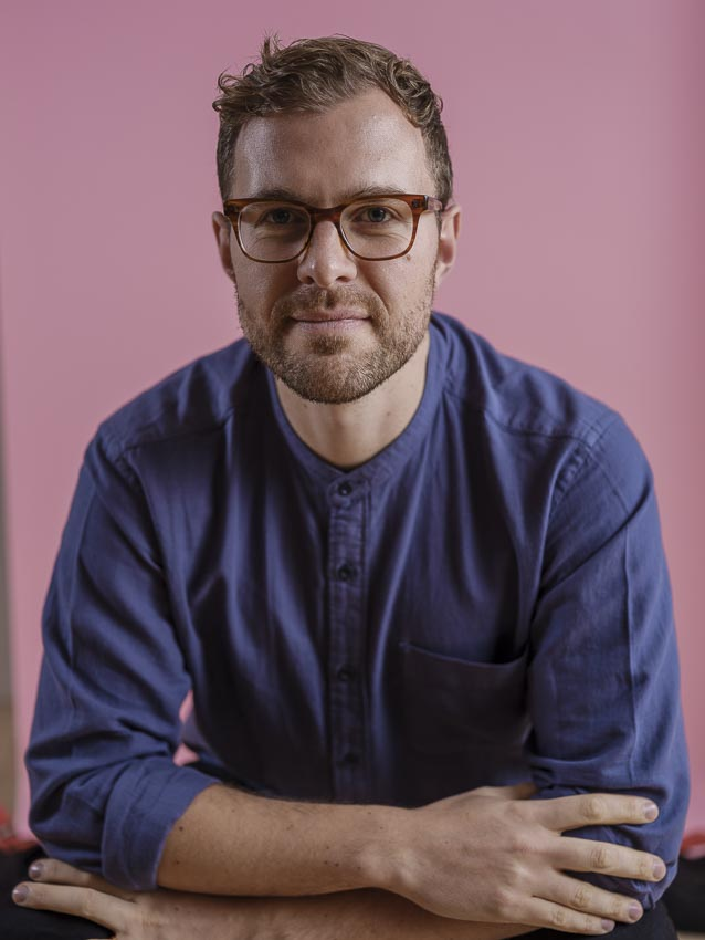 Portrait of Edward Martin