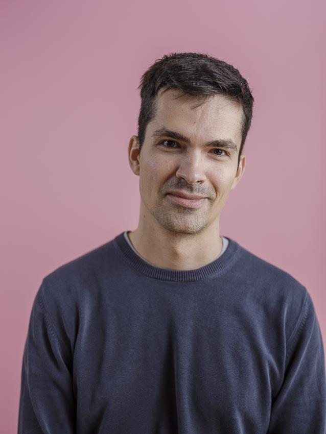 Portrait of Kiril Georgiev
