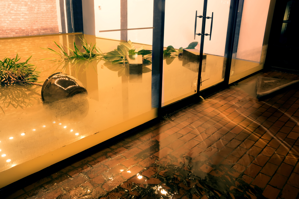 Commercial Building Water Damage Cleanup Tips