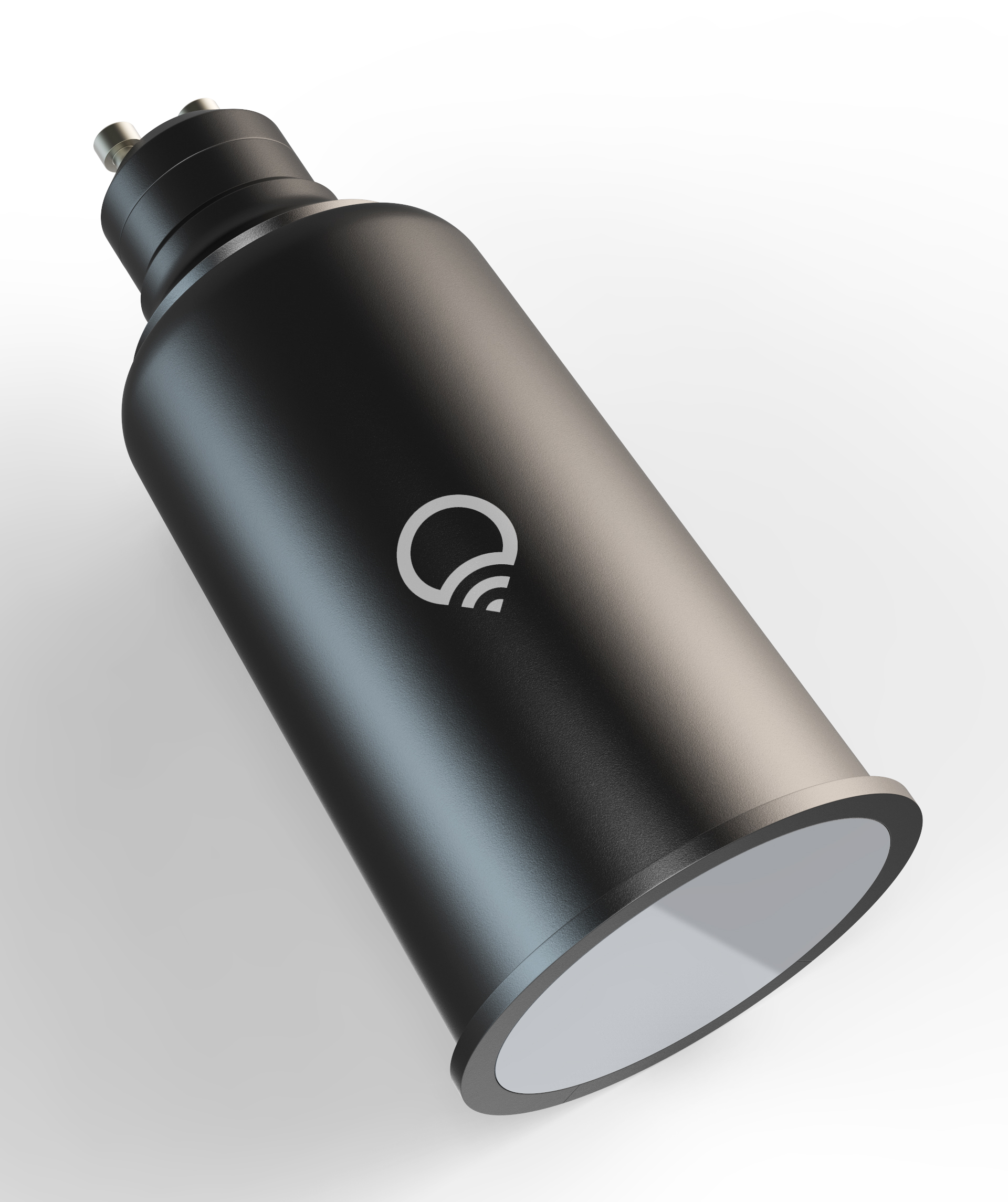 LIFX smart bulb product package rendering on white background