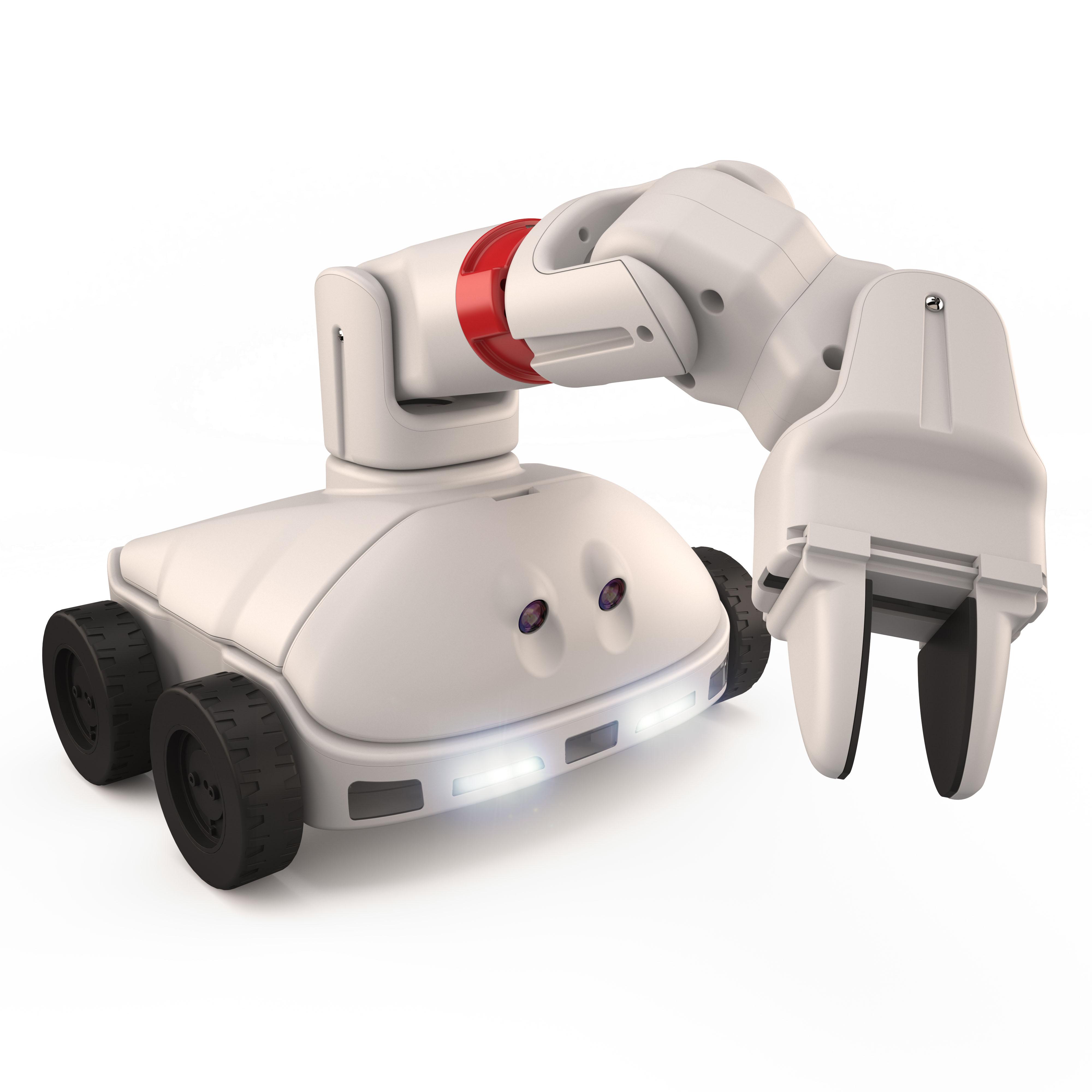 Robotic 3D product rendering