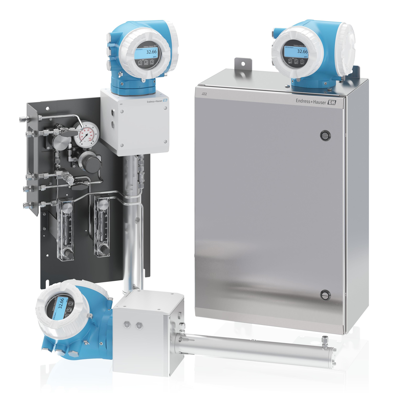 SpectraSensor J22 Gas Analyzer Configurations