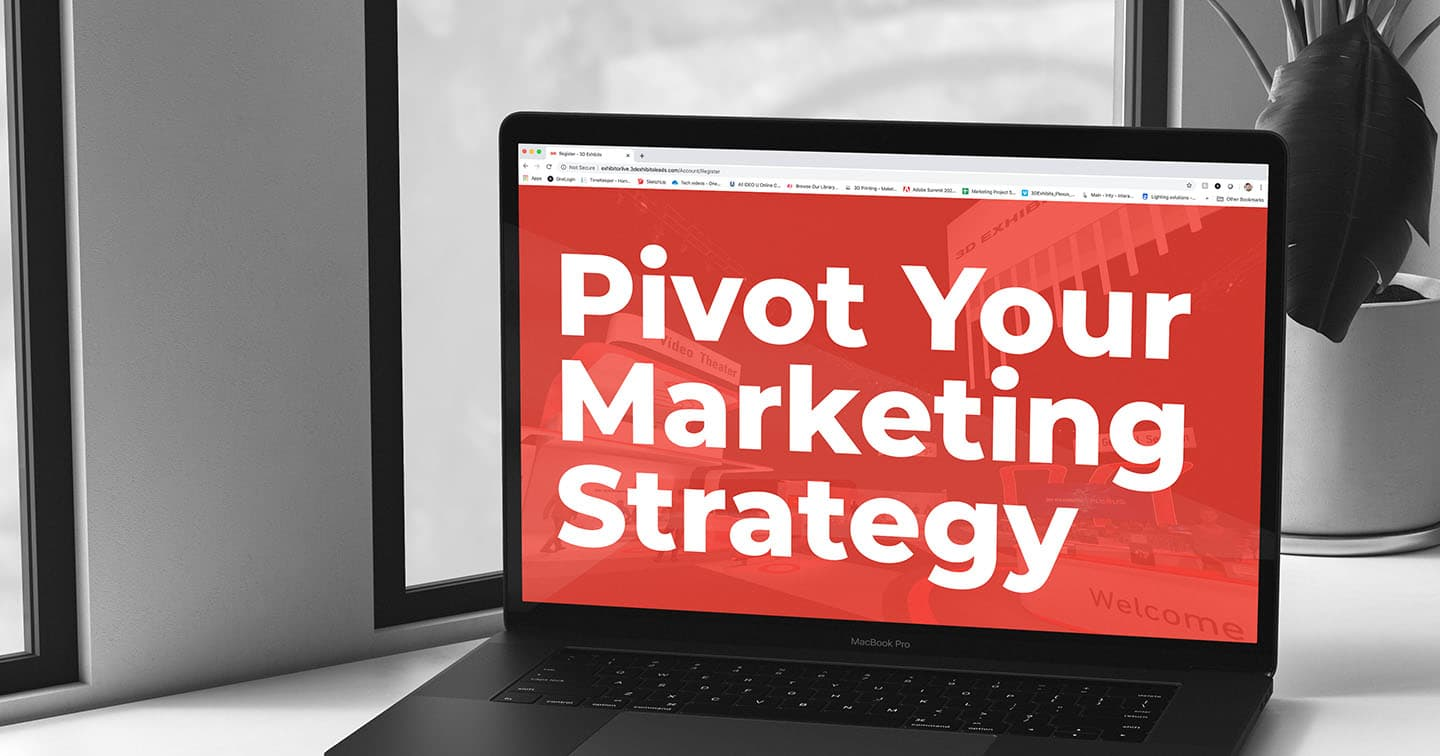 Pivoting Your Event Marketing Strategy Amid the COVID-19 Outbreak