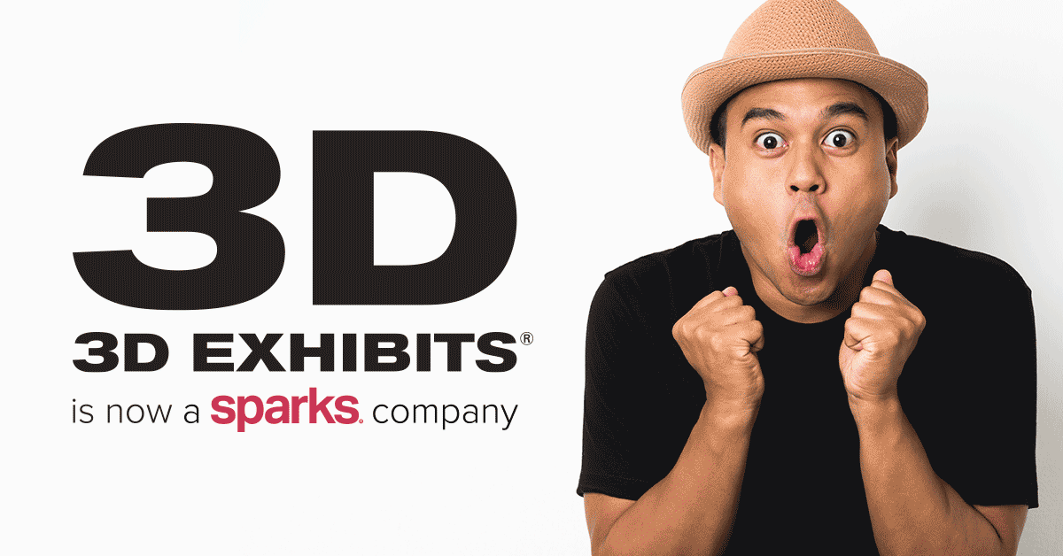 Sparks Continues Multiphase Growth Plan with Acquisition of Chicago-based 3D Exhibits