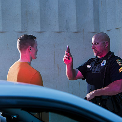 Man arrested for DUI