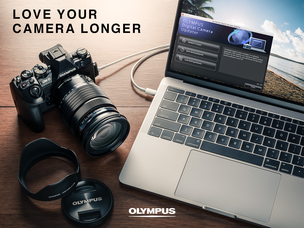 Olympus Firmware Updates - March 2018