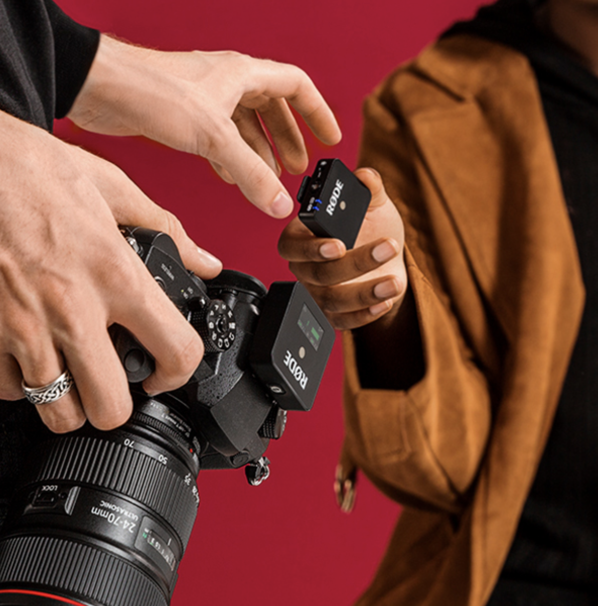 Wireless Microphones for Content Creation: What RØDE Mic Is Right for You?