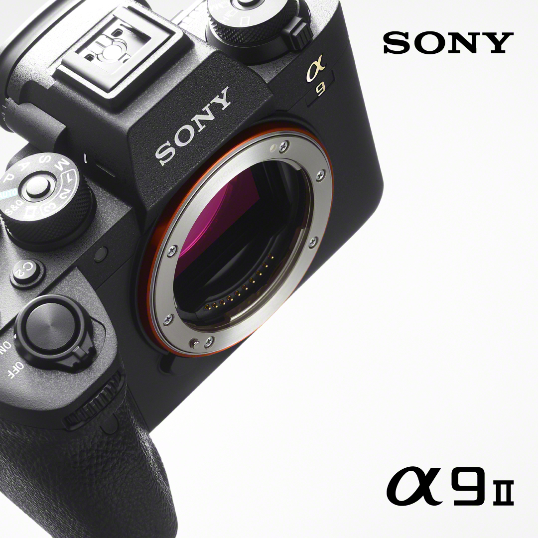 Sony announces A9 II