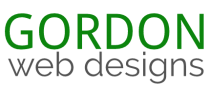 Gordon Web Designs Logo