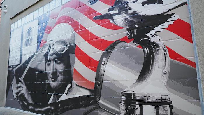 Thaden Mural
