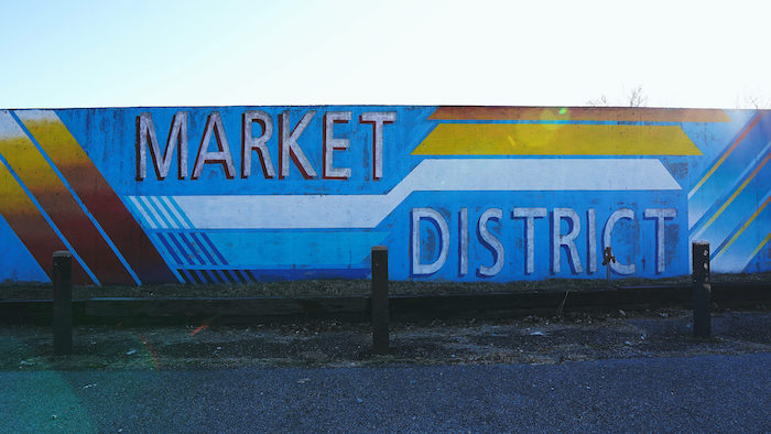 Market District Mural