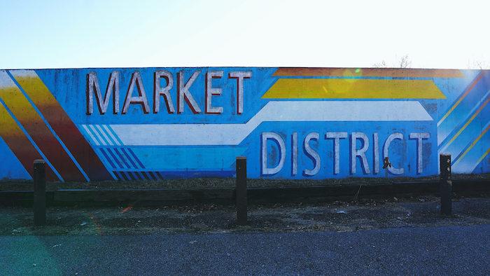 Market District Mural