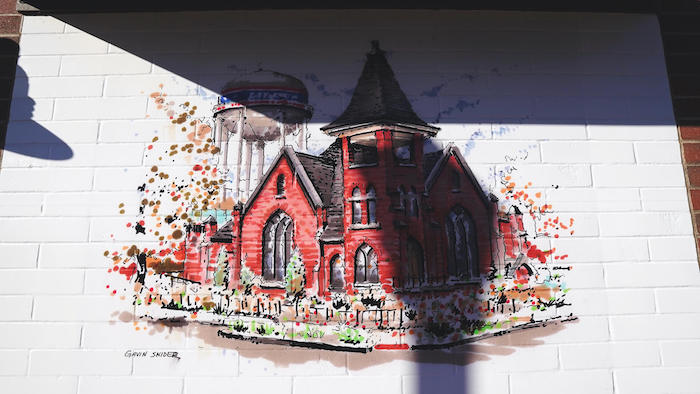 Sketched Church