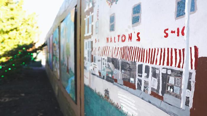 Behind the Bush Murals