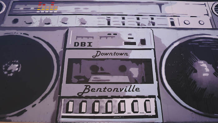Downtown Boombox