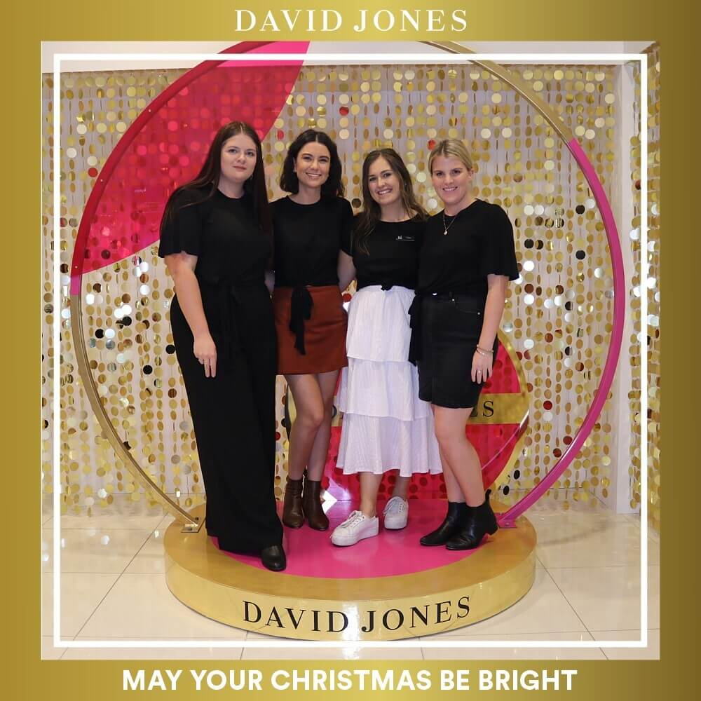 David Jones Christmas