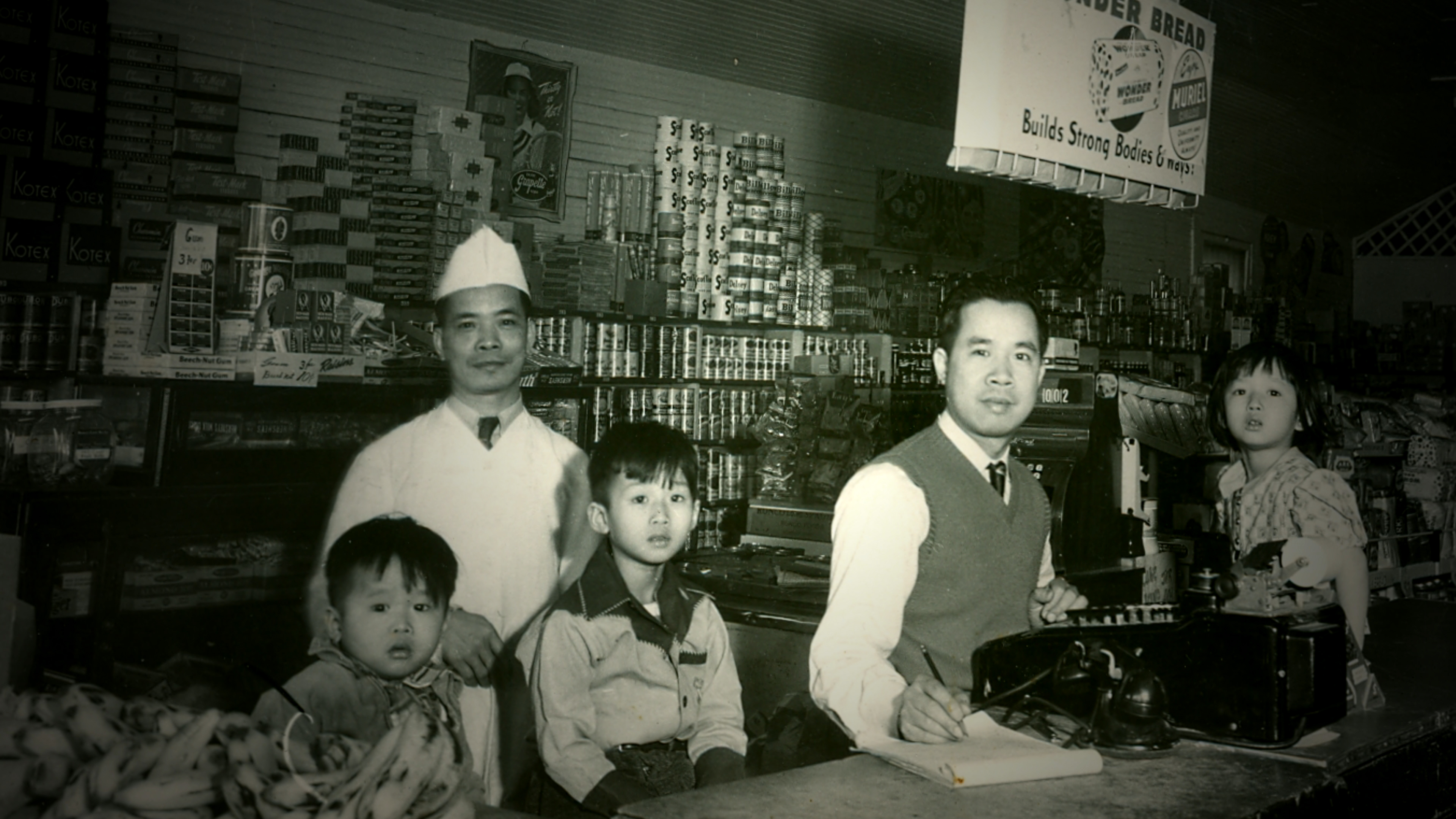 The Grocery Story of the Mississippi Delta Chinese