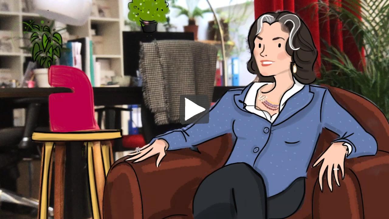 Vidéo de Francesca Acelto qui parle de la collaboration entre Artips Factory et la SNCF sur le parcours Résister au sexisme ordinaire