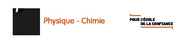 Eduscol Physique Chimie
