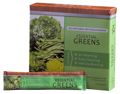 Essential Greens PhytoNutrients