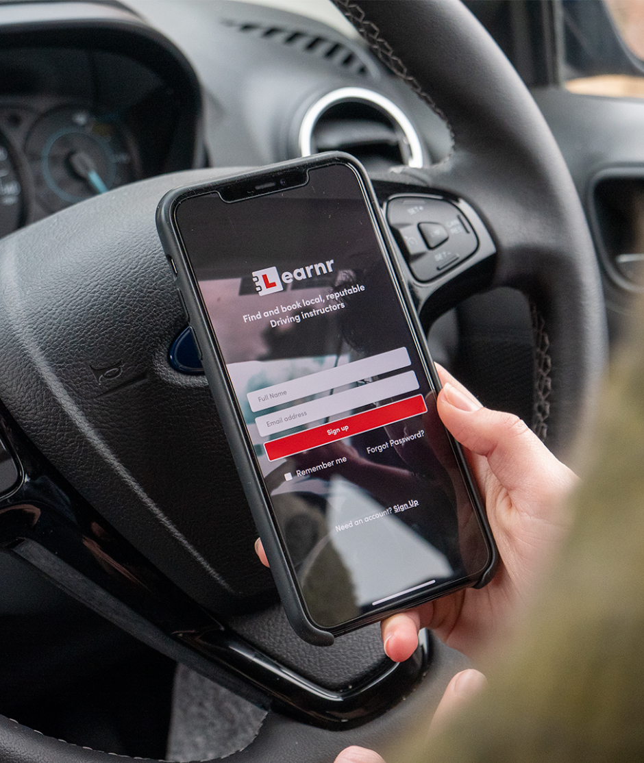 Driving school software image