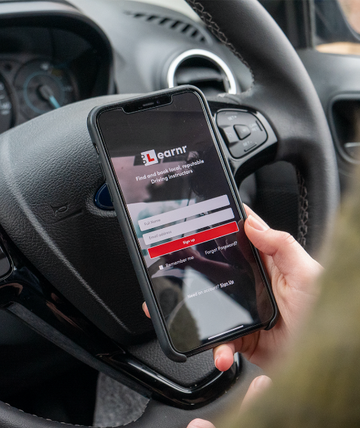 Diary app for driving schools