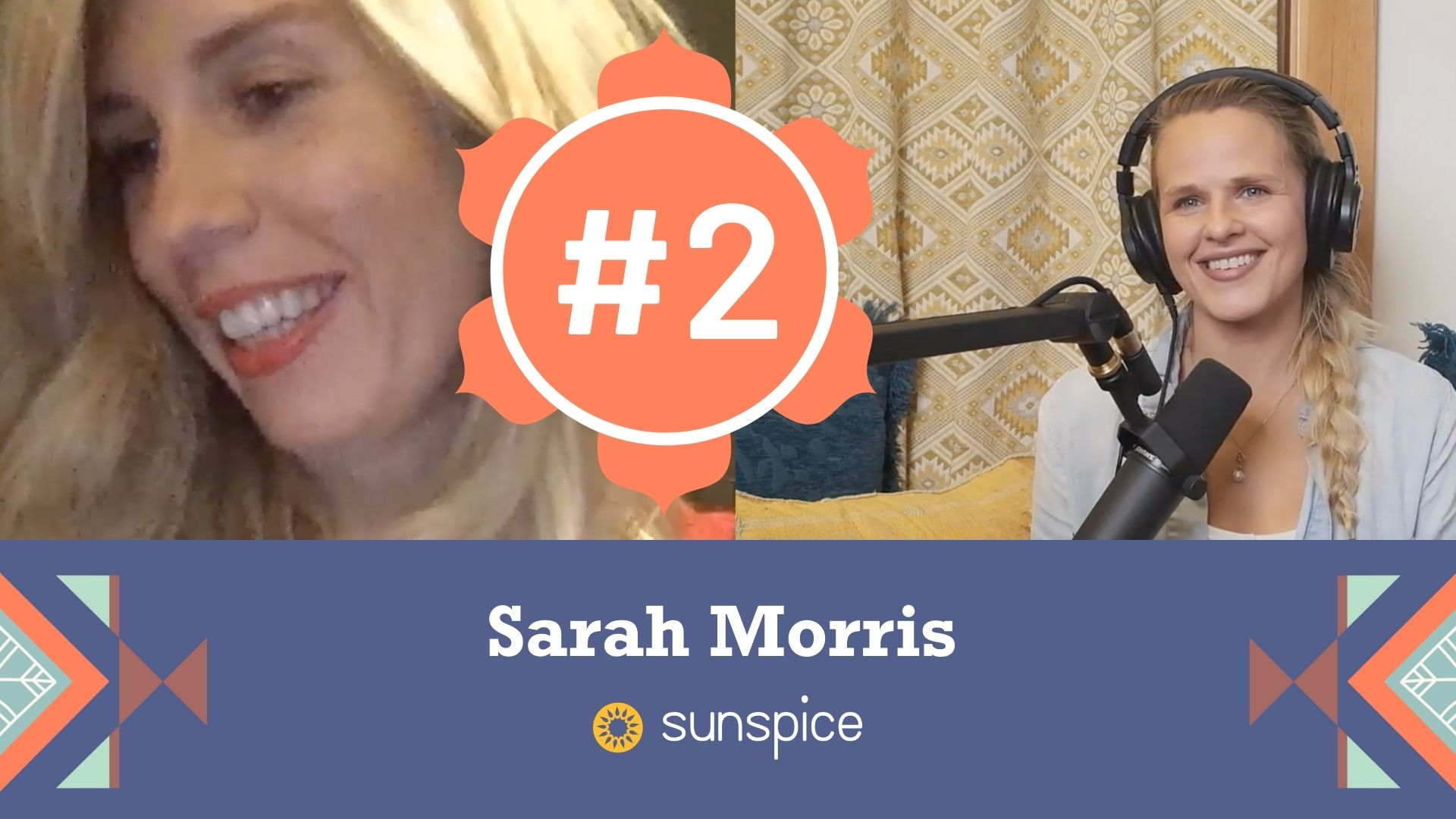 #2 Sarah Morris: The Growing Pains of Acne, and Healing it Naturally