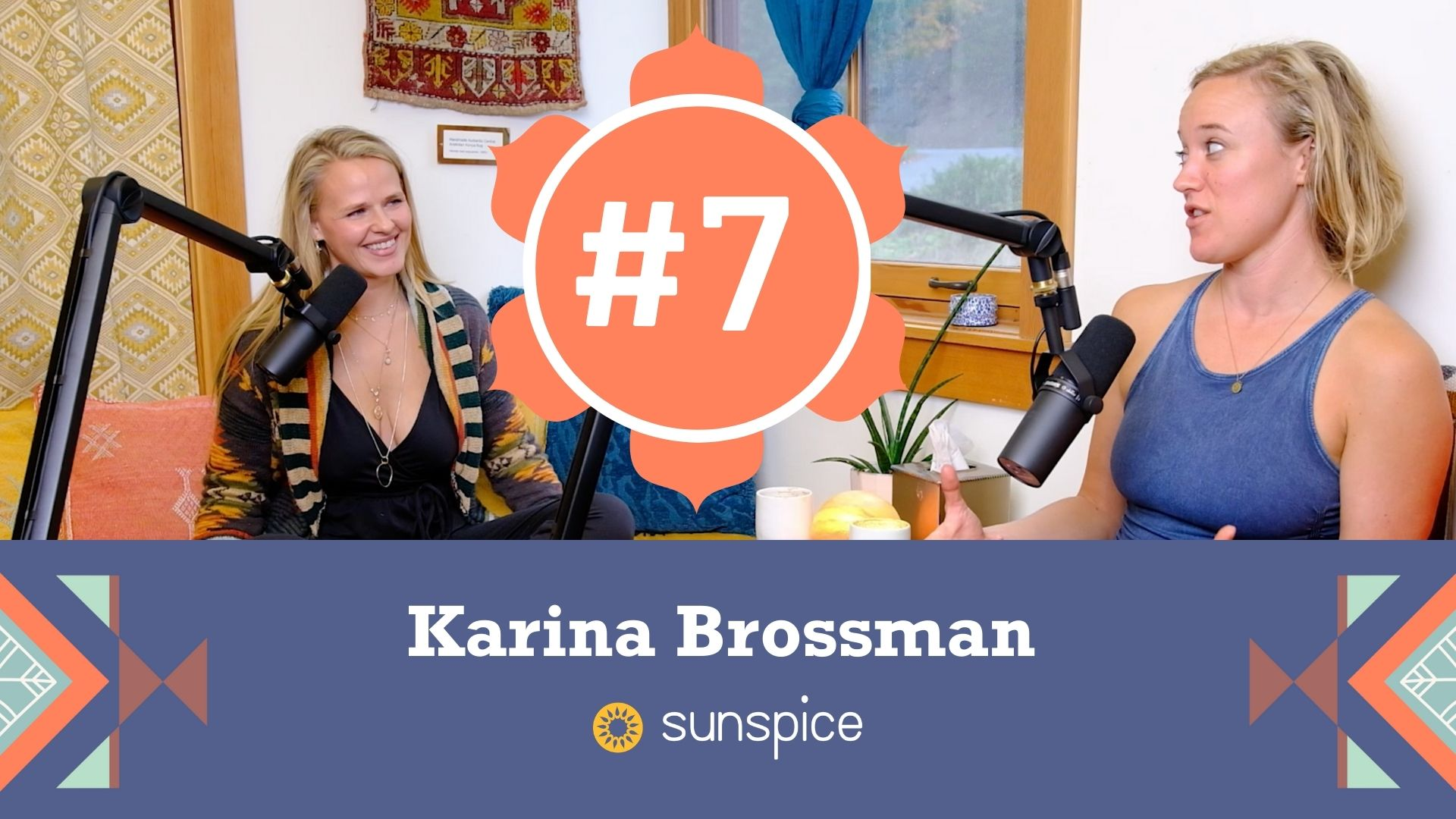 #7 Karina Brossman: The Power of Voice