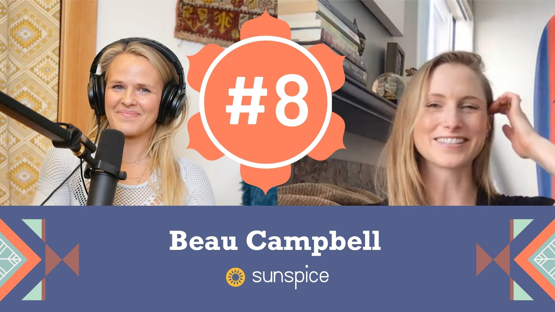#8 Beau Campbell: The Founder of Yogarina