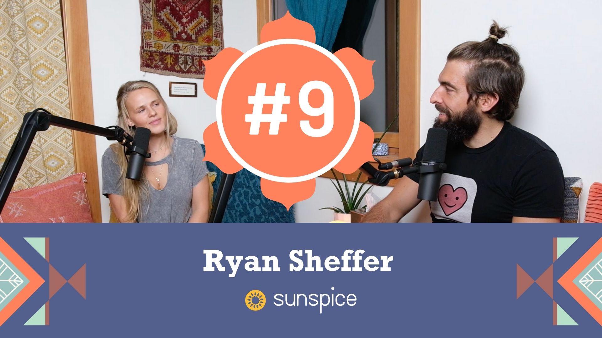 #9 Ryan Sheffer: Pheromones and birth control