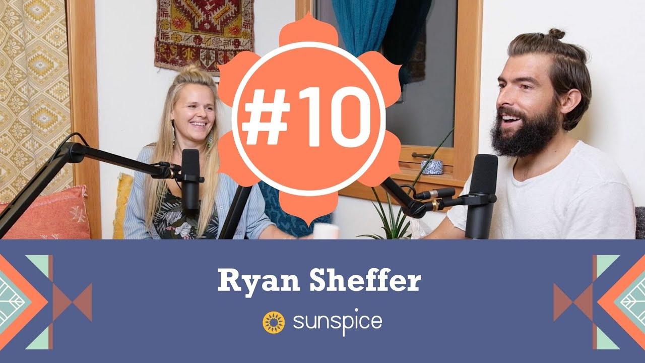 #10 Ryan Sheffer: Does superwoman wear an apron?