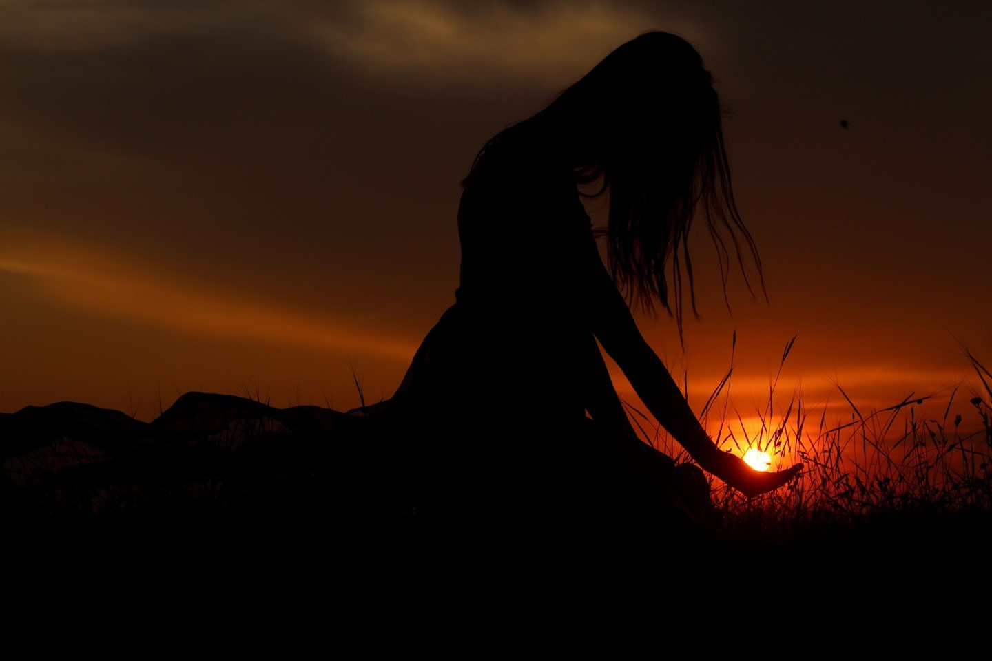 Holding the light through the darkness is 99% of the battle right now. Thats where you'll find your true inner beauty.