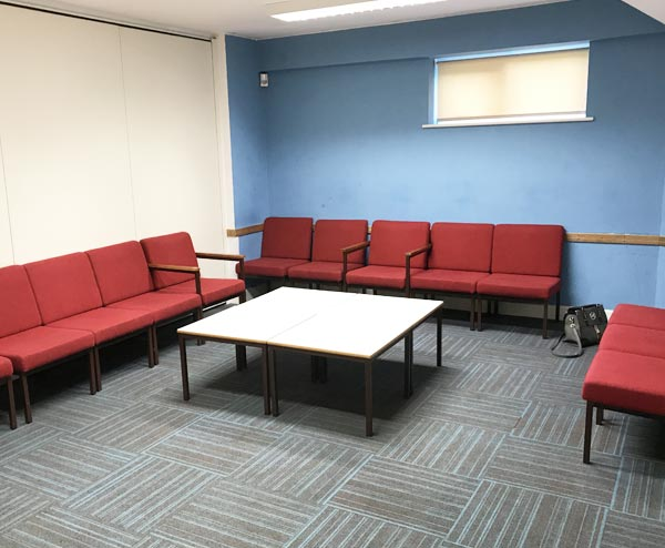 The Lounge Room - Overslade Community Centre