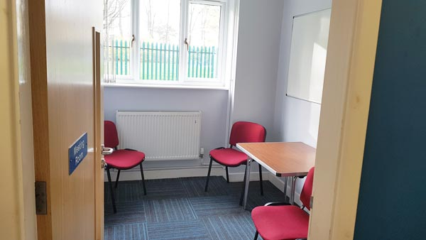 The Meeting Room - Overslade Community Centre
