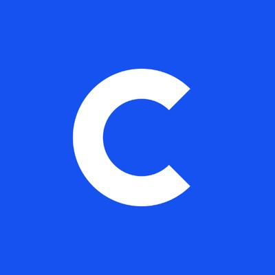 Provider logo: Coinbase
