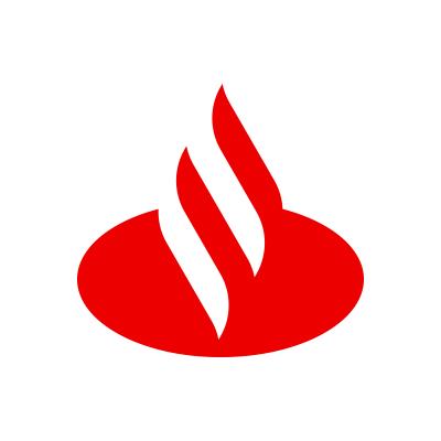Provider logo: Santander