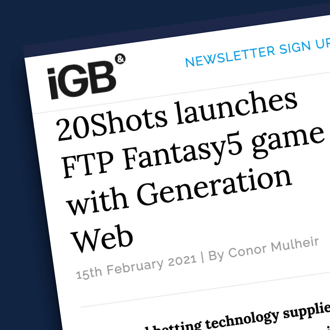 iGB newspaper article