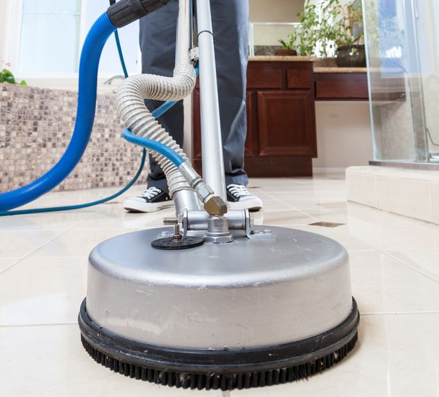 Tile and grout cleaning in San Antonio, TX