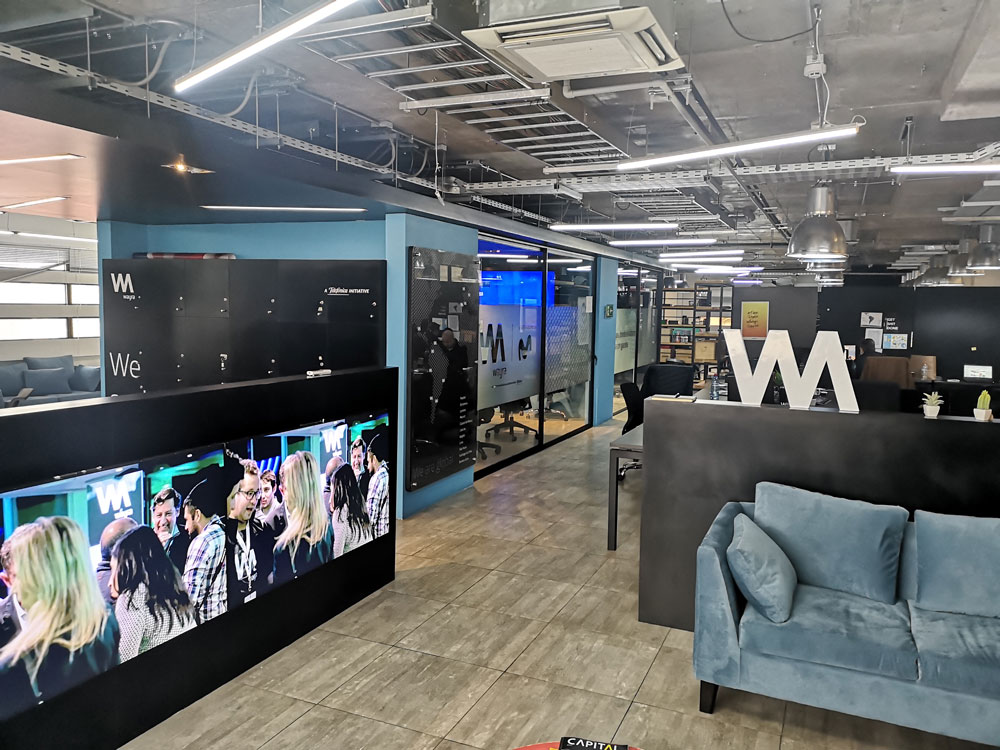 Wayra Hub e Latinoamérica