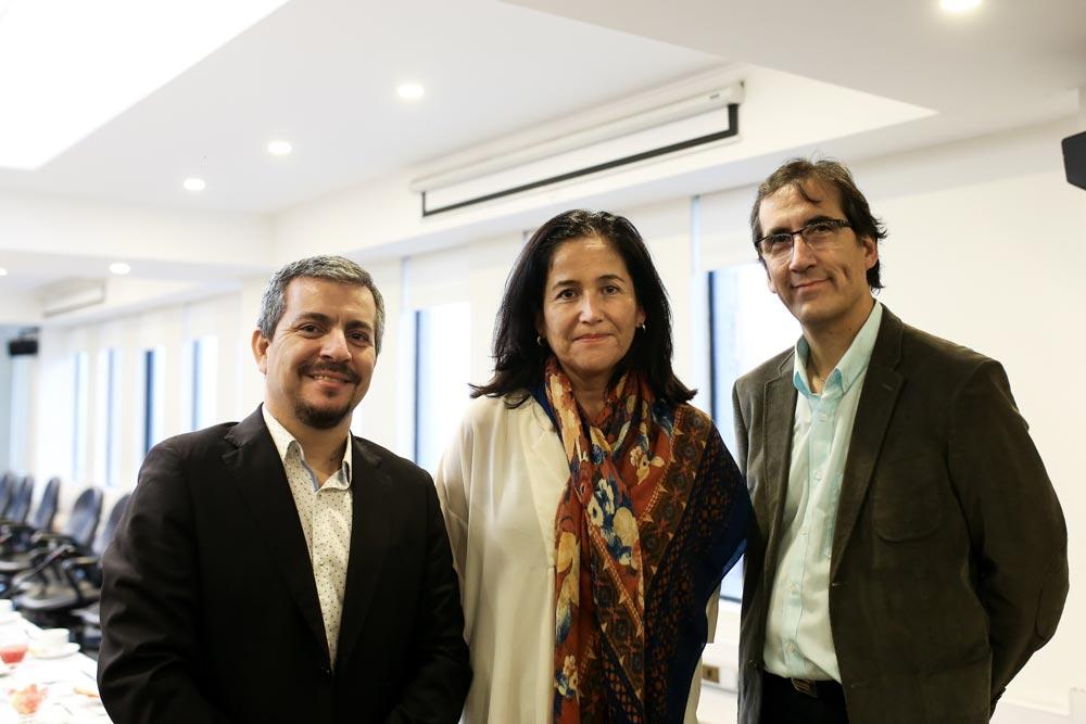 Tres participantes en SOFOFA