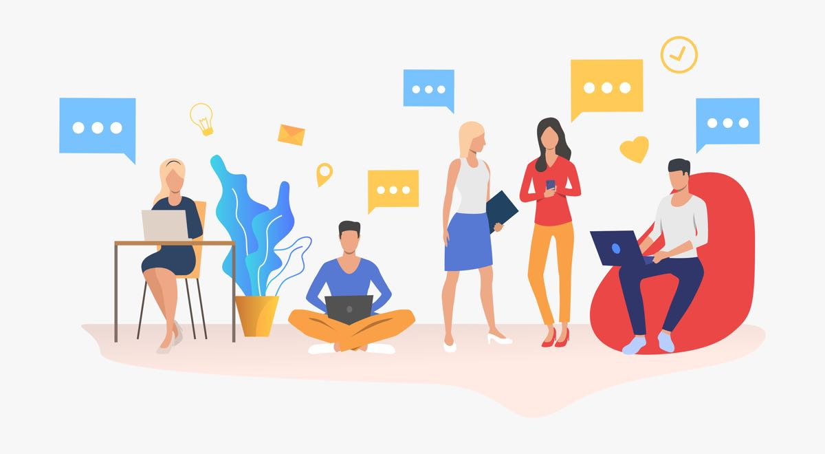 The importance of communication within digital projects