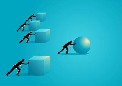 Kan die digitale transformatie wat sneller? Hoe RPA en AI bedrijven vooruit helpen.