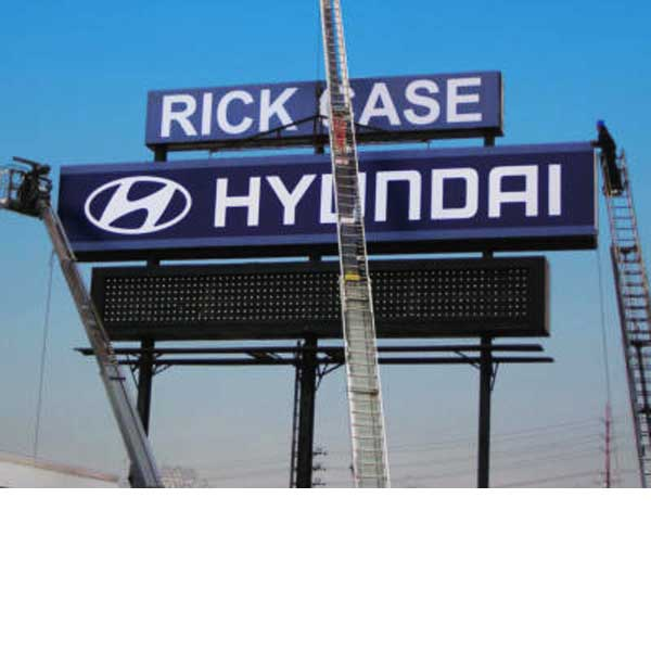 led signage Cleveland Ohio