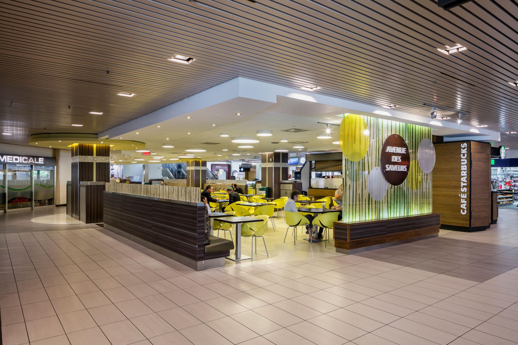 foire alimentaire au centre-ville de Montréal